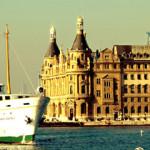 Sözümü tuttum, İstanbul'dayım.