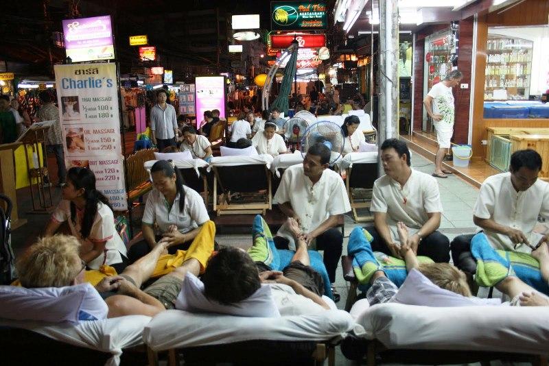 thai masaj