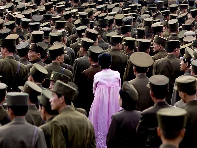 Ordunun fotoğraflarının çekilmesi yasak