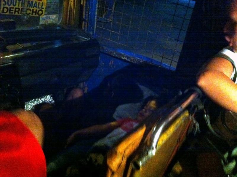 Jeepney Sofor