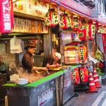 Yemeğin Başkenti Osaka
