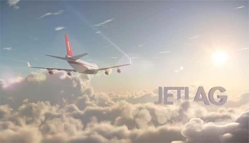 Jetlag-Tedavi