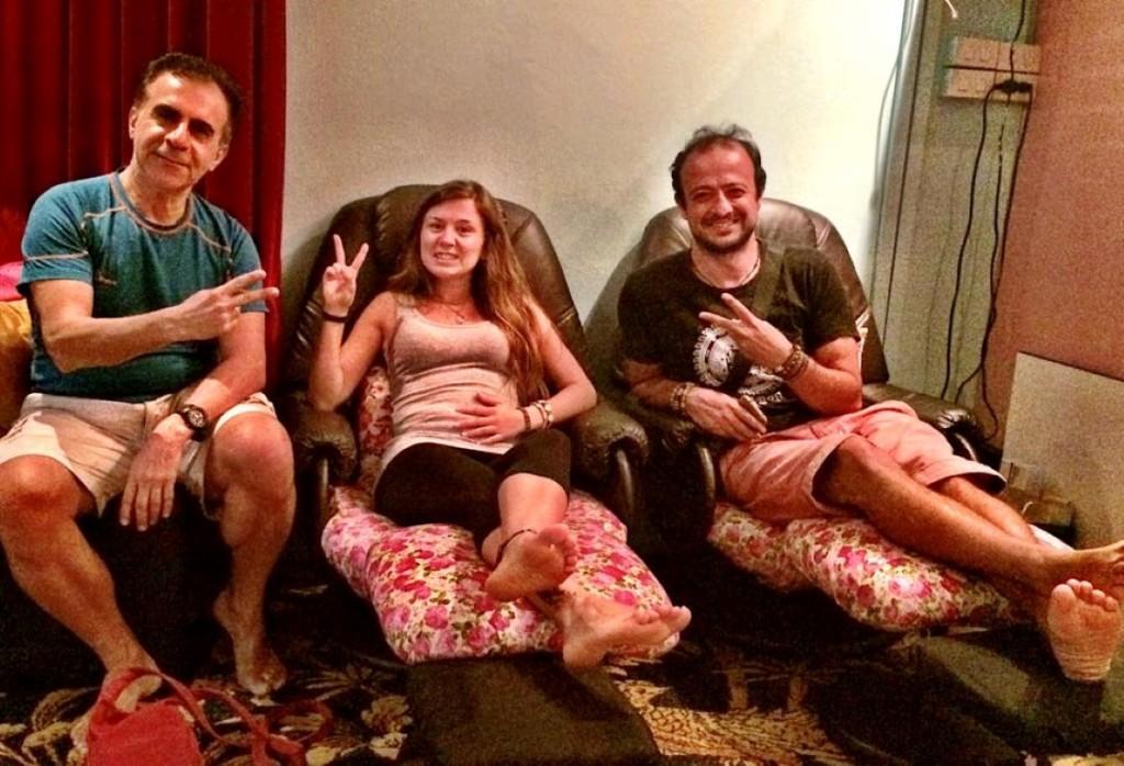 Thai Masajı = Mutluluk