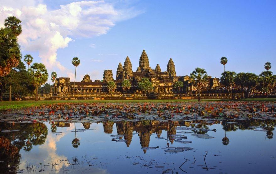 Meşhur Angkor Wat