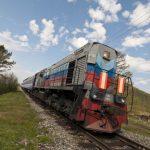 Dünya'nın En Uzun Tren Yolu